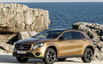 New Mercedes-Benz GLA 250