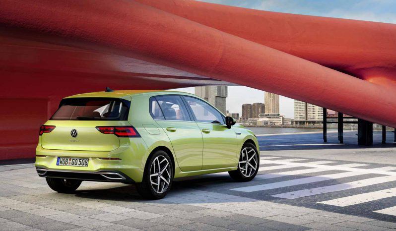 New Volkswagen Golf VIII full