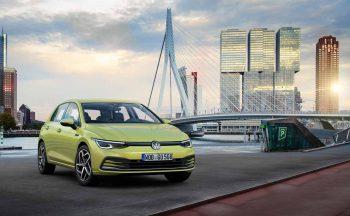 New Volkswagen Golf VIII