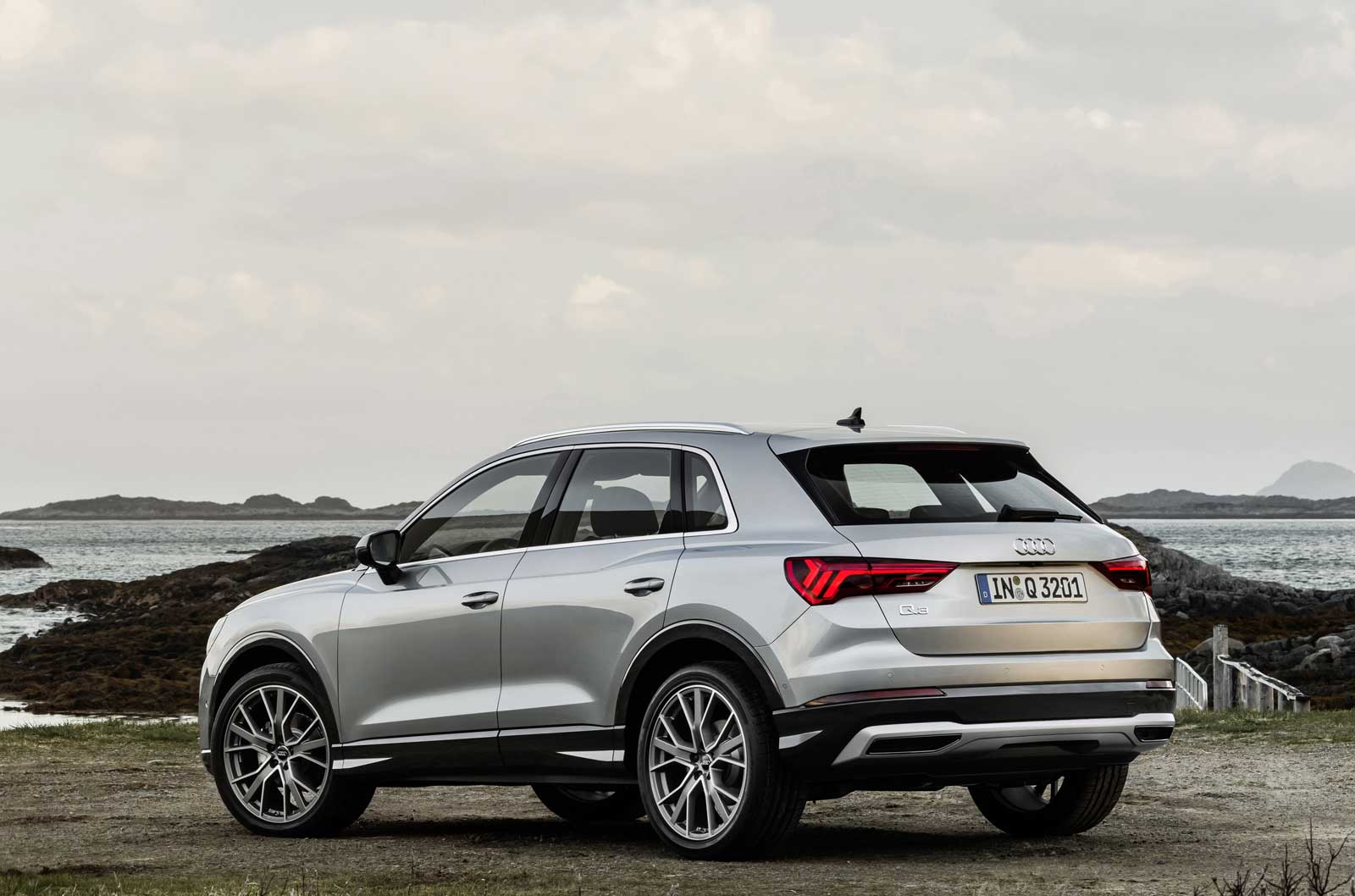 New Audi Q3 Sportback Munich Rent Car