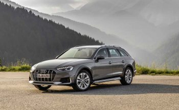 New Audi A4 Avant Allroad