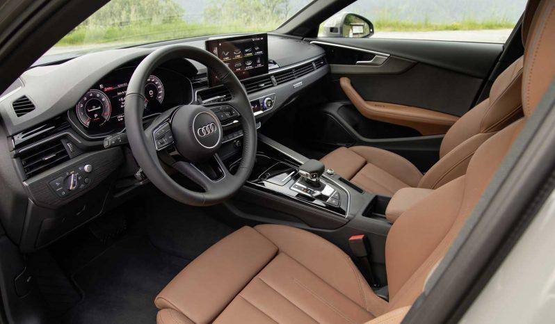 New Audi A4 Avant Allroad full