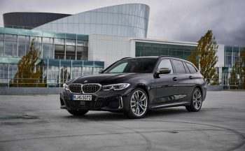 New BMW M340 Touring