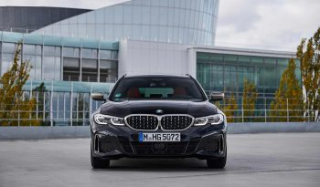 New BMW M340 Touring full