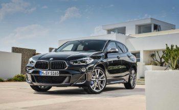 New BMW X2 M35i Xdrive