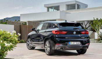 New BMW X2 M35i Xdrive full