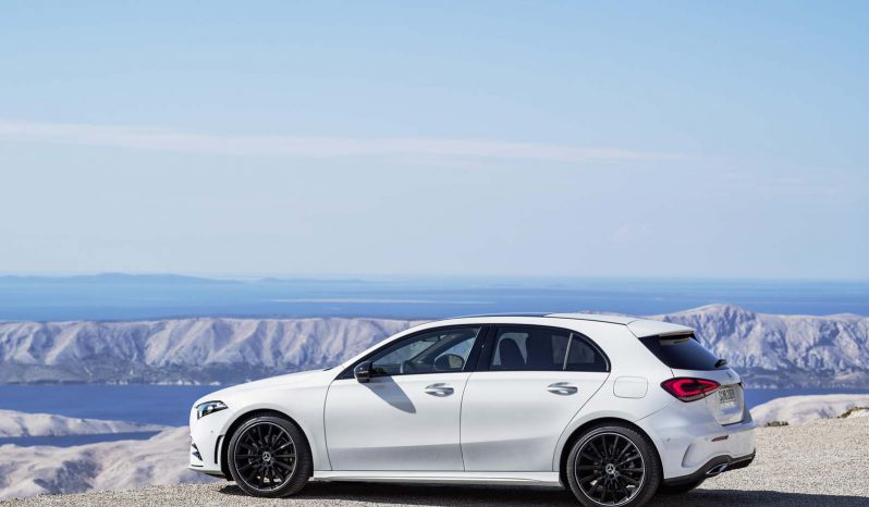 New Mercedes-Benz A-Class full