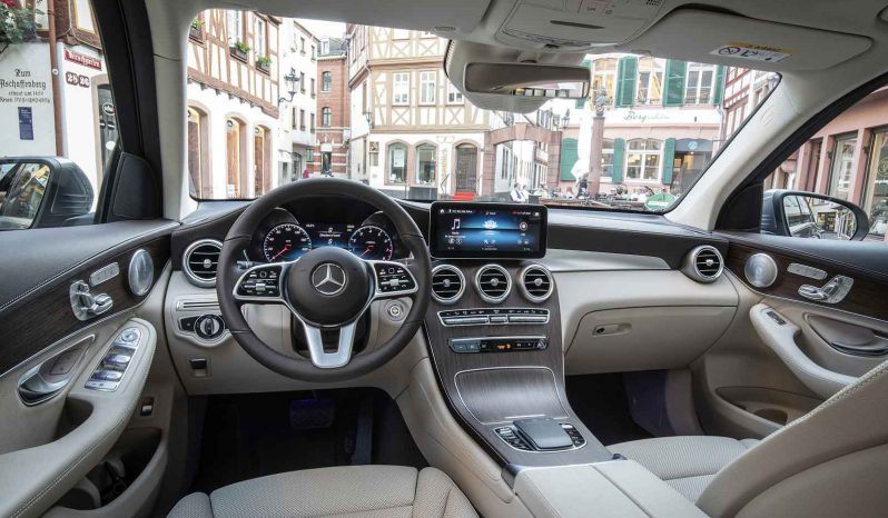 New Mercedes-Benz GLC full