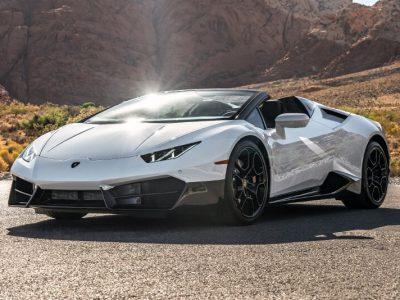 Lamborghini Huracan Spyder LP580 (4)