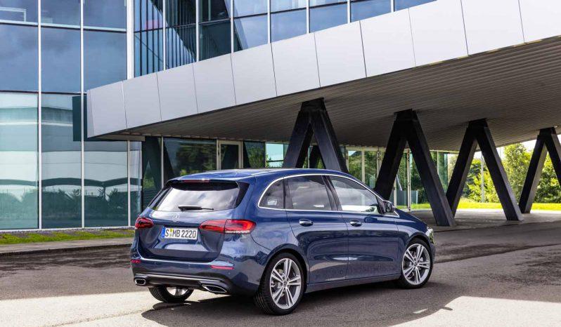 New Mercedes-Benz B-Class full