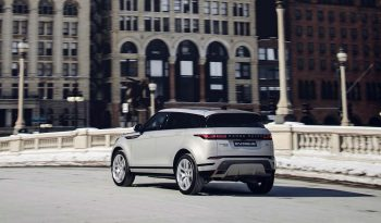 New Range Rover Evoque full