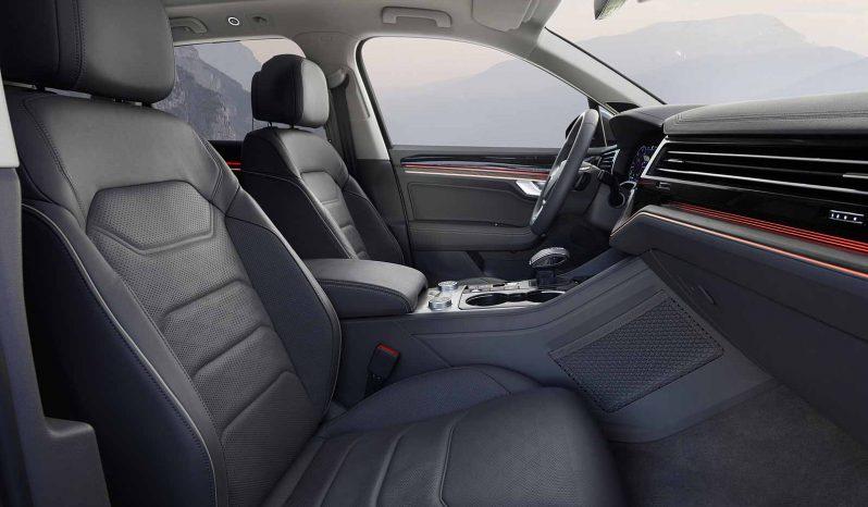New Volkswagen Touareg full