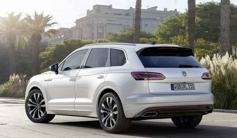New Volkswagen Touareg full